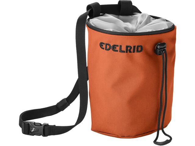 Edelrid Rodeo Chalk Bag Large safran